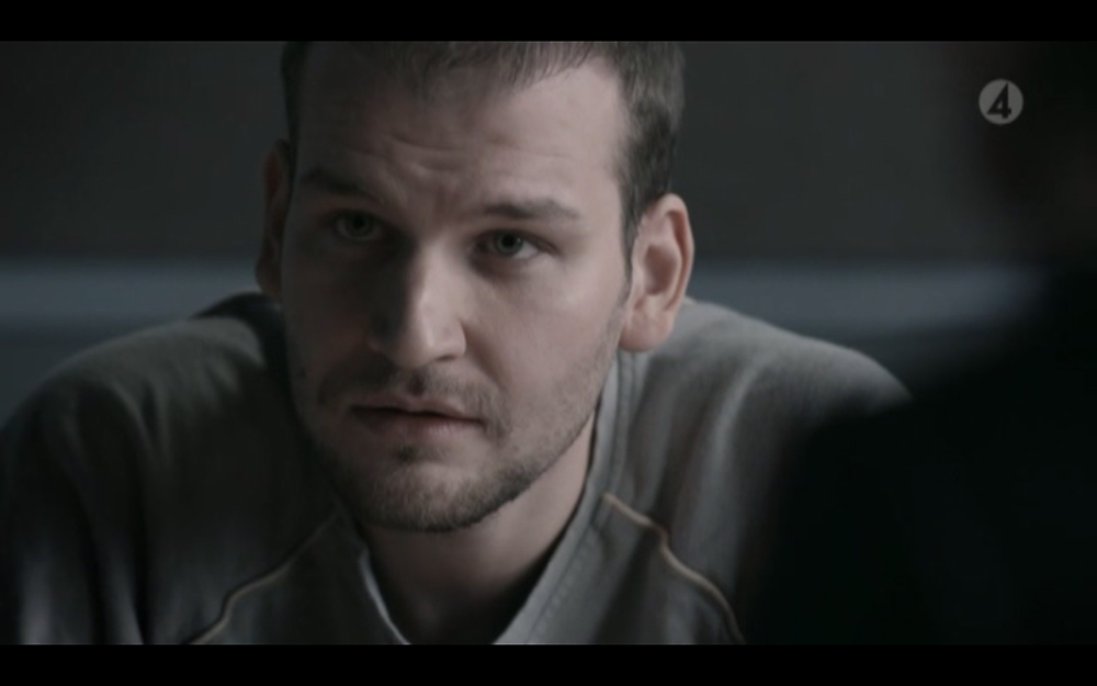 Christian Magdu som Zbigniew Barczyk Oskyldigt Domd Sasong 2